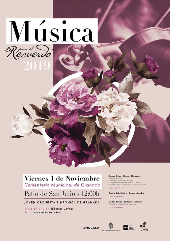 Música para el Recuerdo 2019 Cementerio de Granada