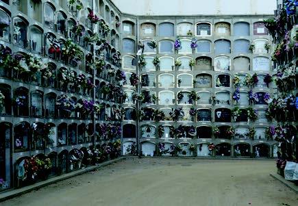 Cementiri Caputxins Mataró