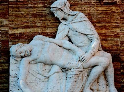 Escultura Cementerio de Mataró
