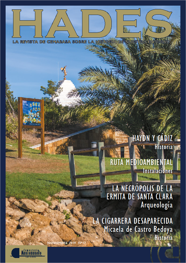 Revista HADES diciembre 2019