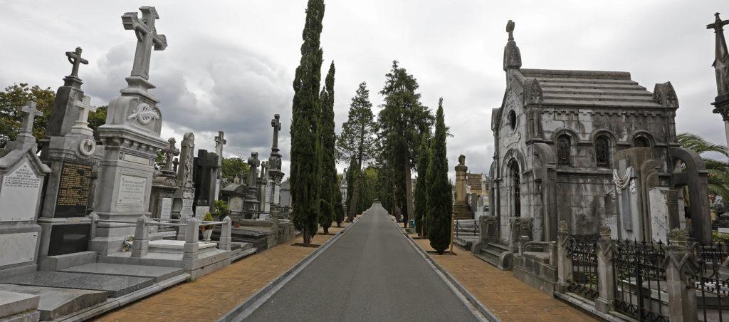 cementerio de polloe san sebastian